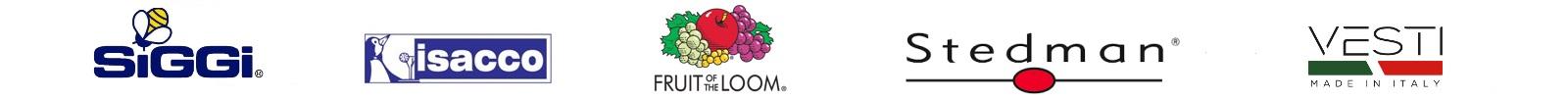Abbigliamento-Siggi-Isacco-Fruit of the Loom-Stedman-Vesti