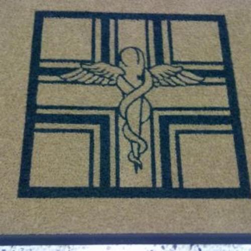 Zerbini e tappeti 3M Nomad personalizzati Abatecs Roma