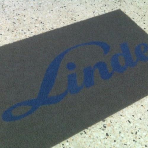Zerbini personalizzati e tappeti 3M Abatecs