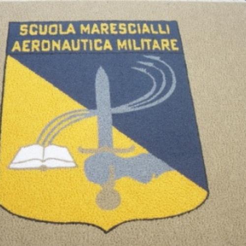 Zerbino con logo personalizzato Abatecs Roma
