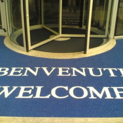 Zerbino personalizzato tappeti 3m Abatecs Roma